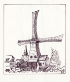 Windmollen-Nederlands-1974