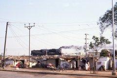 Steaming-backwards - Hyderabad 1980s