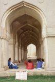 Qutub Shah tombs, Hyderabad