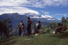 Almora District - 1990s